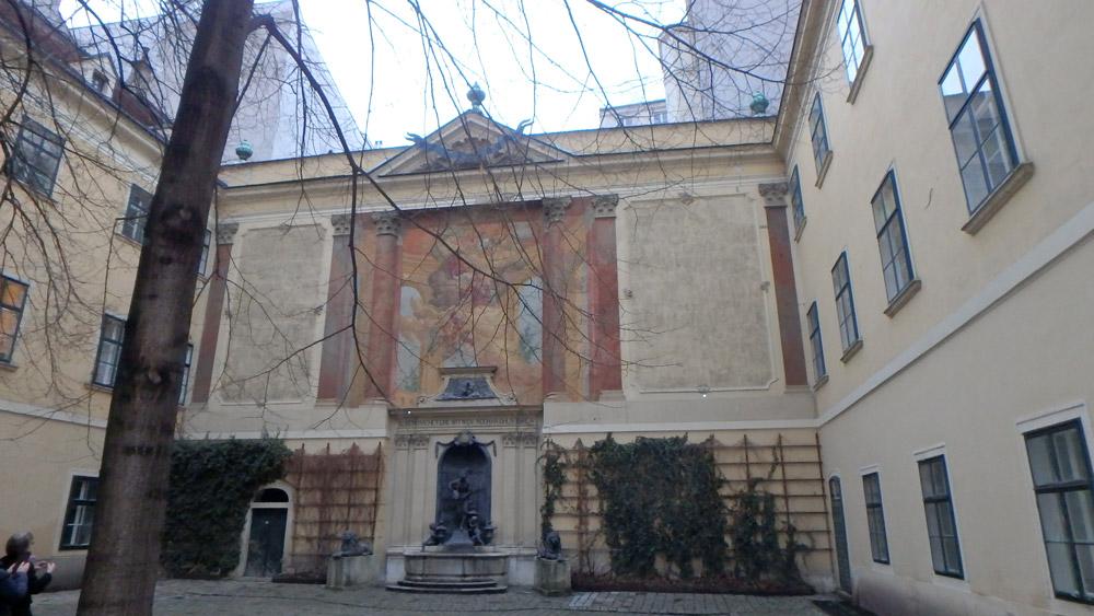 Savoysche Damenstift Stift Wien