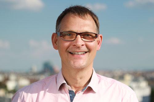 teamgame Gründer und Inhaber Dr. Detlef Bibl