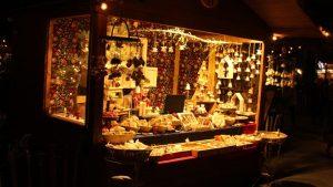Weihnachtsmarkt altes Akh