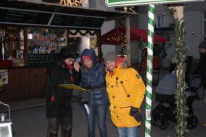 Rätselrallye Altes AKH Weihnachtsmarkt