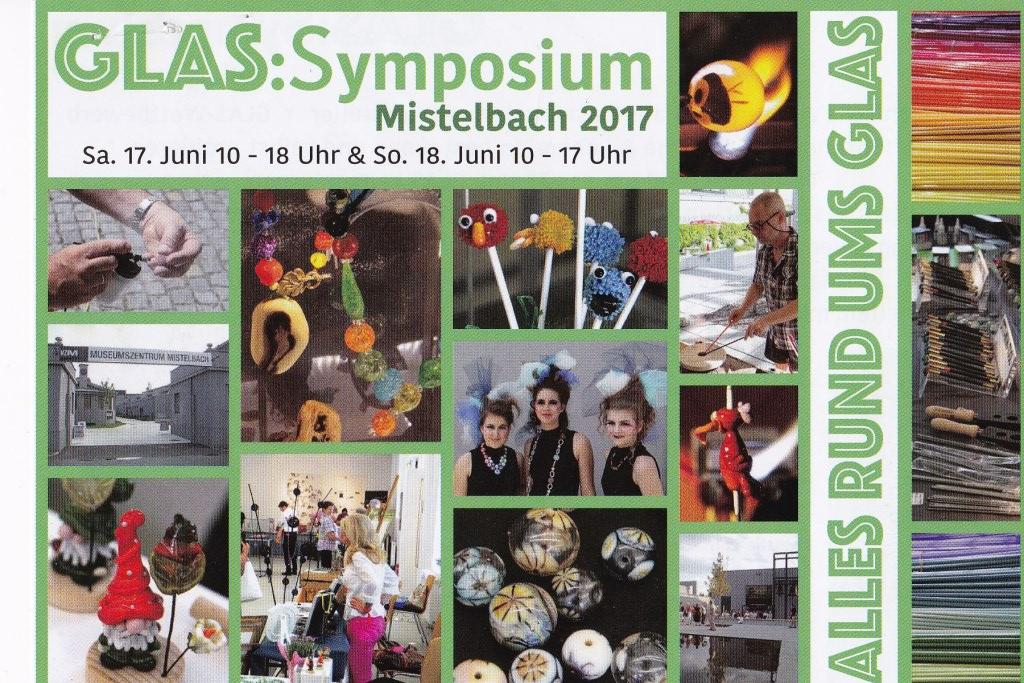 Glas Symposium Mistelbach