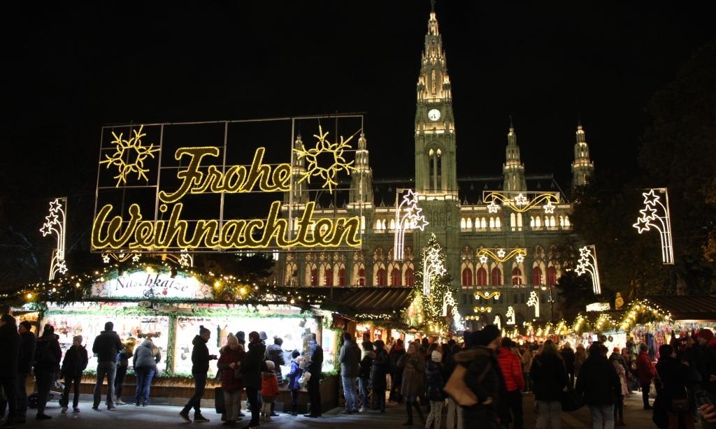Weihnachten in Wien