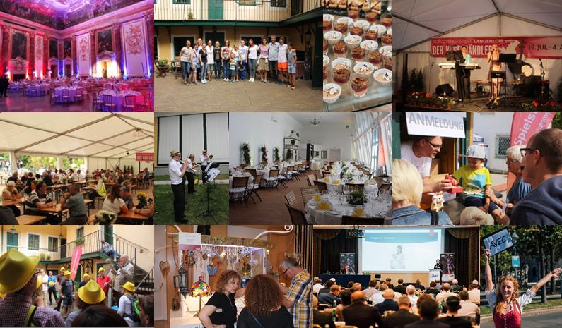 Events, Betriebsausflüge, Familienfeier